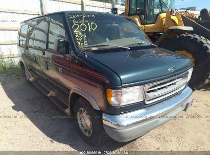 1998 FORD ECONOLINE CARGO VAN E150 VAN