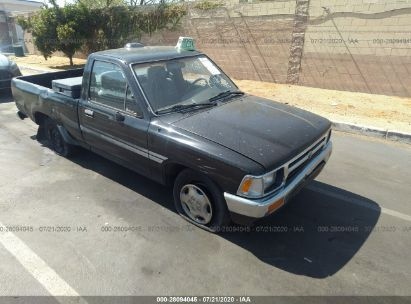 1994 TOYOTA PICKUP 1/2 TON SHORT WHLBSE DX