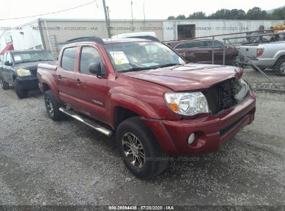 2005 TOYOTA TACOMA DOUBLE CAB PRERUNNER