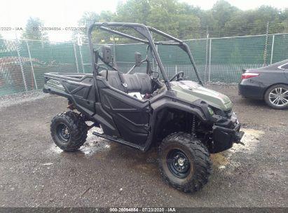 2020 HONDA SXS1000 M3
