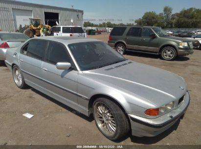 2001 BMW 740 740IL
