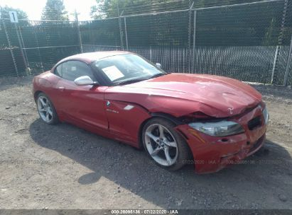 2012 BMW Z4 SDRIVE35IS