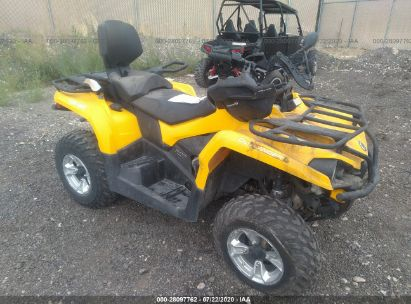 2015 CAN-AM OUTLANDER L MAX 500/500 DPS