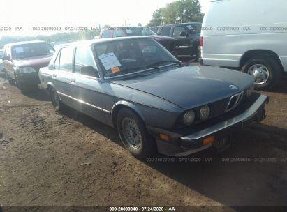 1983 BMW 528 E