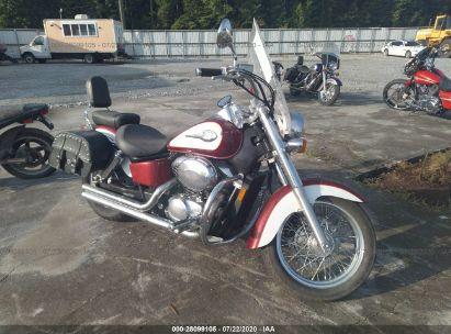 2001 HONDA VT750 CD2