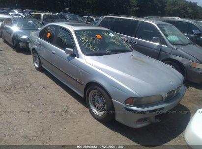 1998 BMW 5 SERIES I