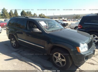 2005 JEEP GRAND CHEROKEE LAREDO/COLUMBIA/FREEDOM