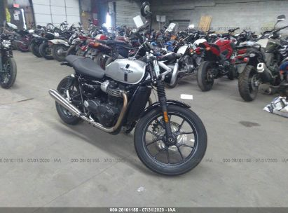 2018 TRIUMPH MOTORCYCLE STREET TWIN
