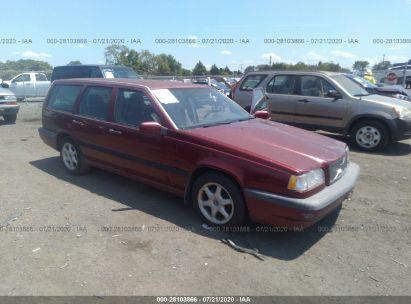 1996 VOLVO 850 GLT