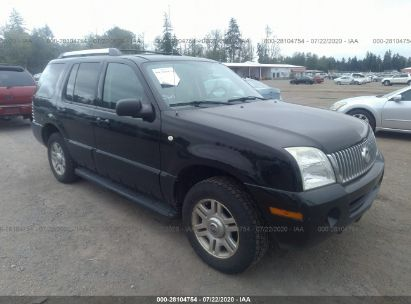 2005 MERCURY MOUNTAINEER CONVENIENCE/LUXURY