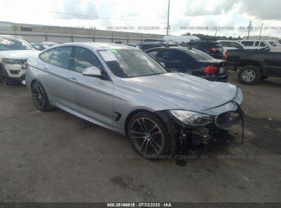 2014 BMW 3 SERIES GRAN TURISMO XIGT