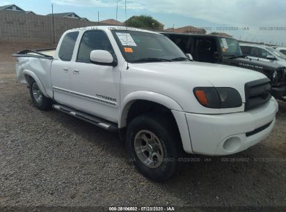 2003 TOYOTA TUNDRA ACCESS CAB LIMITED