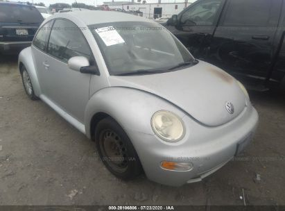 2005 VOLKSWAGEN NEW BEETLE COUPE GL
