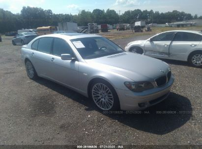 2008 BMW 7 SERIES LI