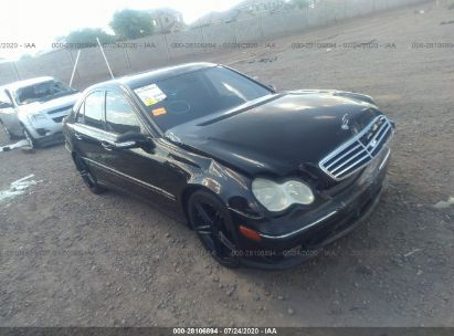 2005 MERCEDES-BENZ C-CLASS 230K SPORT SEDAN