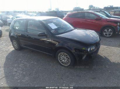 2001 VOLKSWAGEN GTI GLX