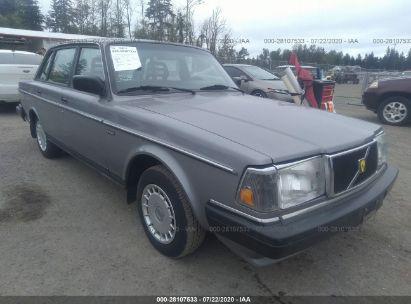 1988 VOLVO 244 DL/GL