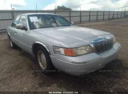 2002 MERCURY GRAND MARQUIS LS
