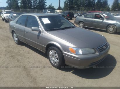 2001 TOYOTA CAMRY CE/LE/XLE