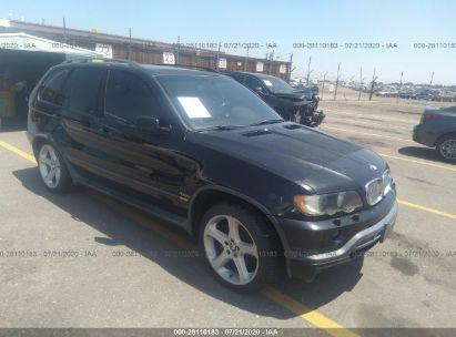2002 BMW X5 4.6IS