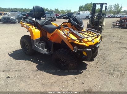 2020 CAN-AM OUTLANDER MAX 570/570 DPS
