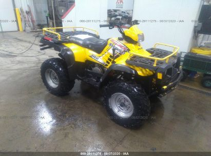 2004 POLARIS SPORTSMAN 500 RSE/500 DUSE