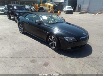 2008 BMW 6 SERIES I