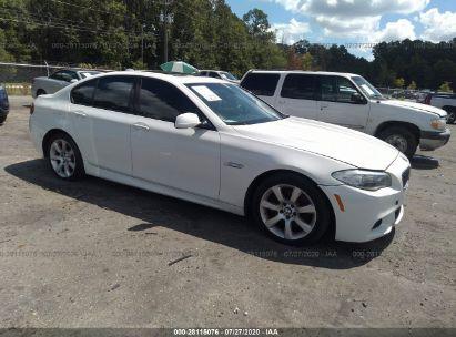 2011 BMW 5 SERIES I
