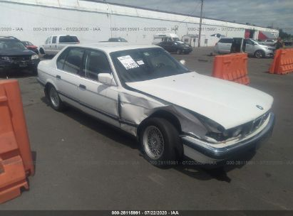 1993 BMW 740 I AUTOMATIC