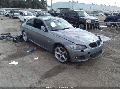 2012 BMW 3 SERIES I