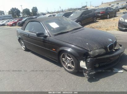 2001 BMW 3 SERIES CI