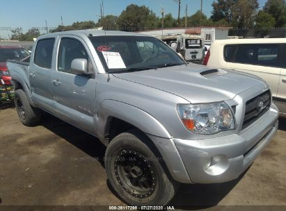 2006 TOYOTA TACOMA DOUBLE CAB PRERUNNER