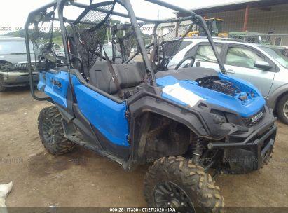 2020 HONDA SXS1000 M5