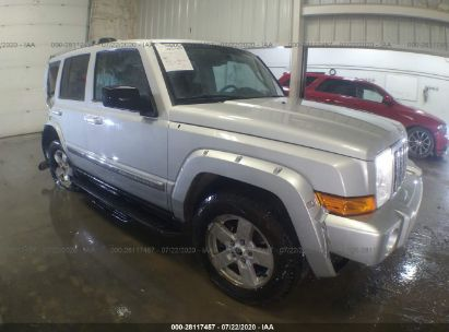 2008 JEEP COMMANDER LIMITED