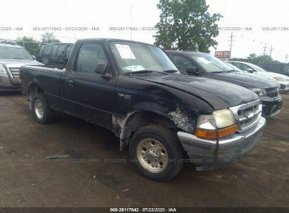 1998 FORD RANGER XL/XLT/SPLASH