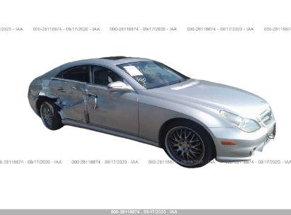 2010 MERCEDES-BENZ CLS-CLASS 550
