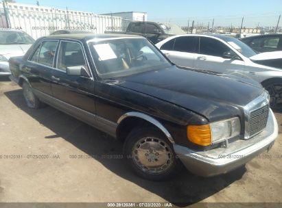 1988 MERCEDES-BENZ 300 SE