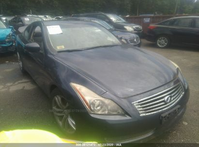2008 INFINITI G37 COUPE JOURNEY/SPORT