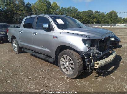 2011 TOYOTA TUNDRA 4WD TRUCK LTD