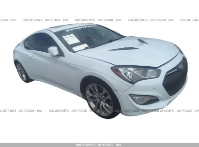 2015 HYUNDAI GENESIS COUPE 3.8L ULTIMATE