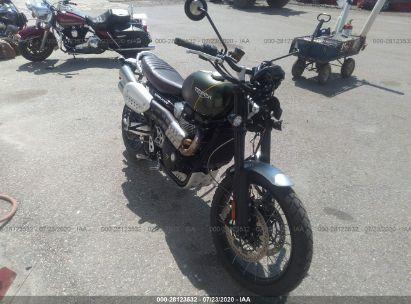 2020 TRIUMPH MOTORCYCLE SCRAMBLER 1200 XC