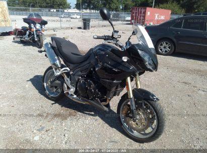 2007 TRIUMPH MOTORCYCLE TIGER