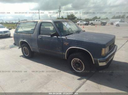 1985 GMC S15 JIMMY