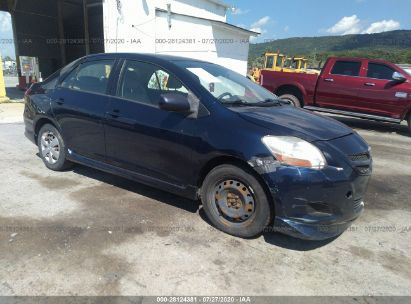 2007 TOYOTA YARIS BASE/S