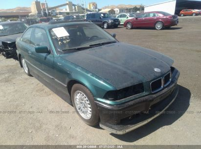 1993 BMW 318 IS