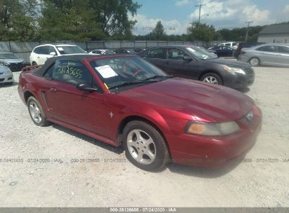 2003 FORD MUSTANG DELUXE/PREMIUM