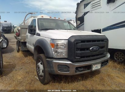 2014 FORD SUPER DUTY F-450 DRW XL/XLT