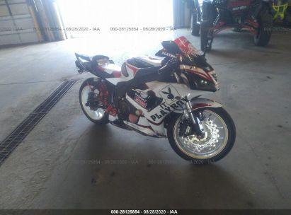 2007 HONDA CBR1000 RR