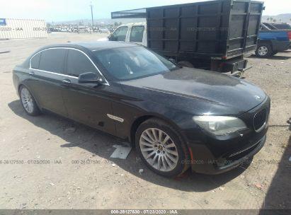 2010 BMW 7 SERIES LI/XDRIVE