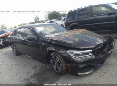 2016 BMW 750 750I